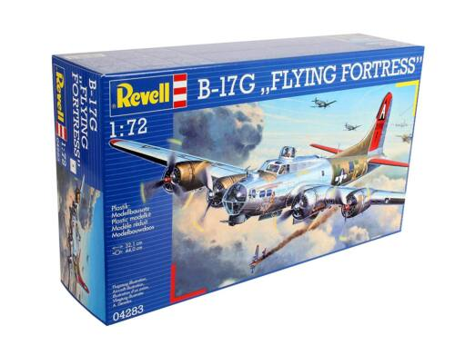 Revell B-17G 'Flying Fortress' 1:72 (4283)