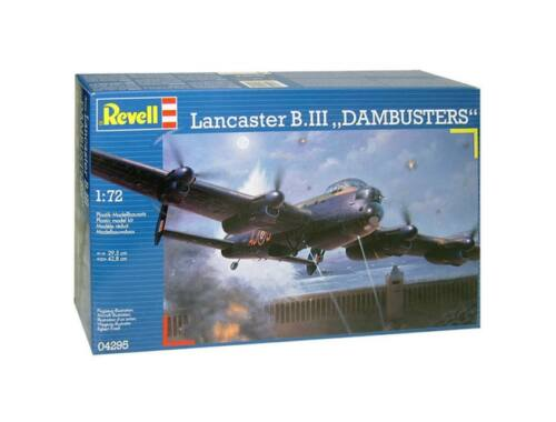 Revell Lancaster B.III 'Dambusters' 1:72 (4295)