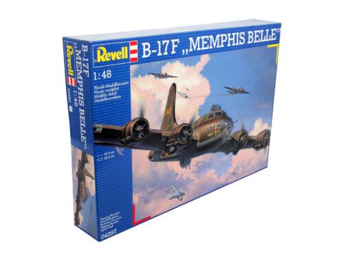Revell B-17F 'Memphis Belle' 1:72 (4297)