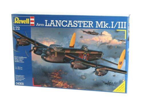 Revell Avro Lancaster Mk. I/III 1:72 (4300)