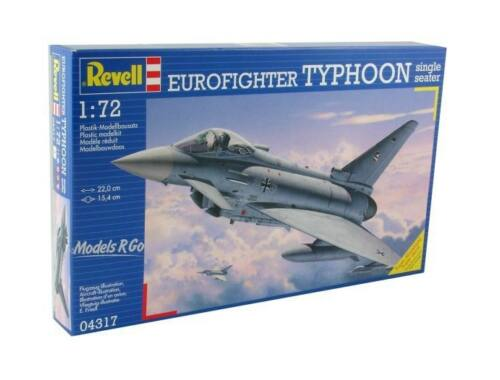 Revell Eurofigther Typhoon 1:72 (4317)