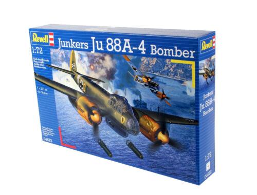 Revell Junkers Ju88 A-4 Bomber 1:72 (4672)