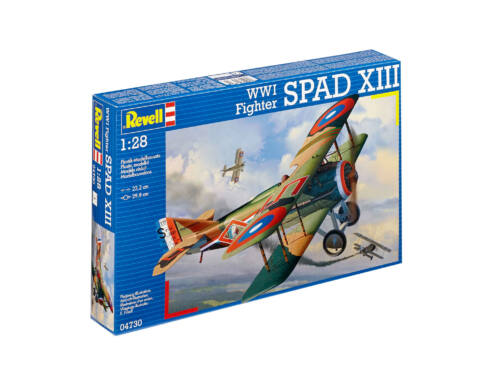 Revell Fighter Spad XIII 1:28 (4730)