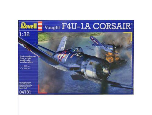 Revell Vought F4U-1A Corsair 1:32 (4781)