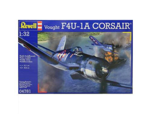 Revell Vought F4U-1A Corsair 1:32 (4781)