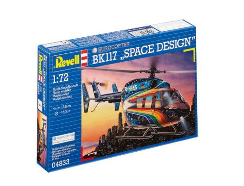Revell Eurocopter BK117 'Space Design' 1:72 (4833)