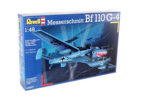 Reverll Messerschmitt Bf 110G-4 1:48 (4857)