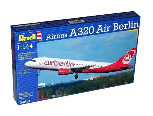 Revell Airbus A320 AirBerlin 1:144 (4861)