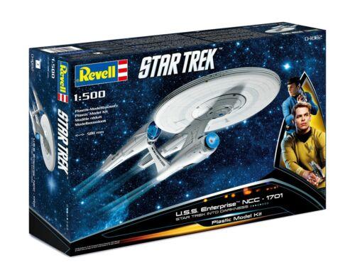 Revell Star Trek U.S.S. Enterprise NCC-1701 1:500 (4882)