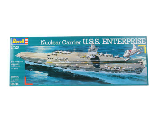 Revell Nuclear Carrier U.S.S. Enterprise 1:720 (5046)