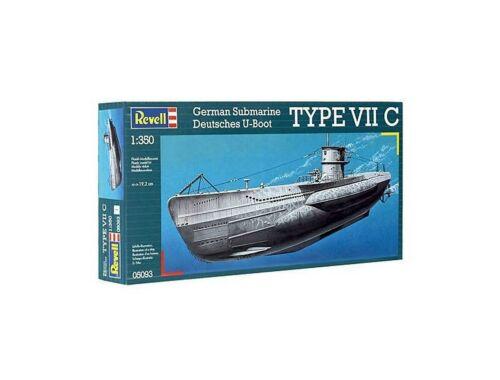Revell U-Boot Typ VIIC 1:350 (5093)