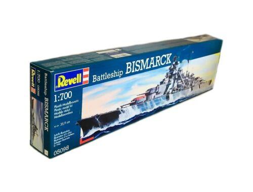 Revell Battleship Bismarck 1:700 (5098)