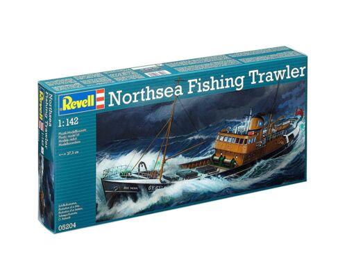 Revell Northsea Fishing Trawler 1:142 (5204)