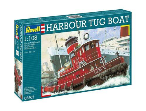 Revell Harbour Tug Boat 1:108 (5207)