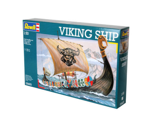 Revell Viking Ship 1:50 (5403)