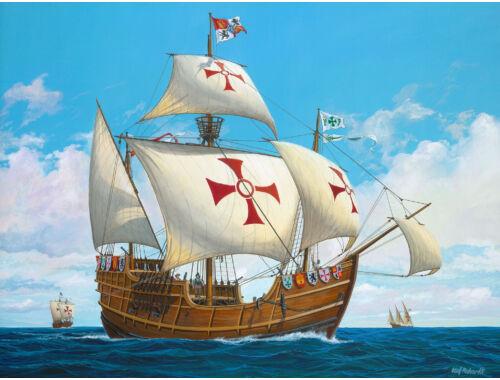 Revell Columbus Ship Santa Maria 1:90 (5405)