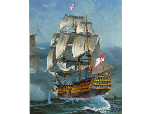 Revell H.M.S. Victory 1:225 (5408)