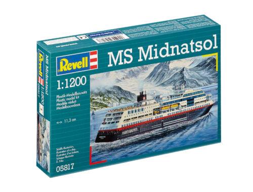 Revell MS Midnatsol 1/1200 (05817)
