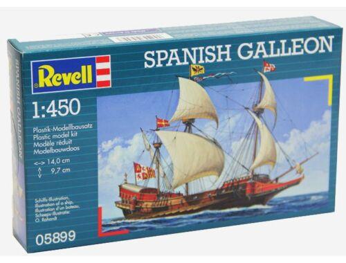 Revell Spanish Galleon 1:450 (5899)