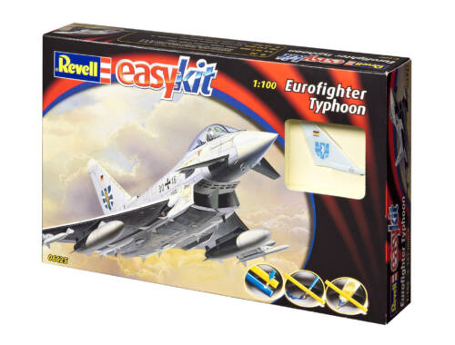 Revell EasyKit Eurofighter Typhoon 1:100 (6625)