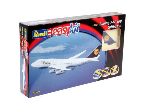 Revell EasyKit Boeing 747-400 Lufthansa 1:288 (6641)