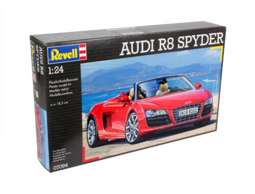 Revell Audi R8 Spyder 1:24 (7094)