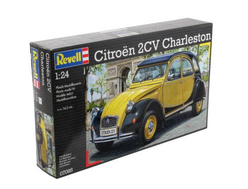 Revell Citroën 2CV Charleston 1:24 (7095)