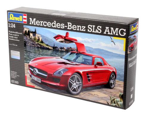 Revell Mercedes-Benz SLS AMG 1:24 (7100)