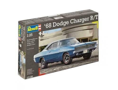 Revell '68 Dodge Charger R/T 1:25 (7188)