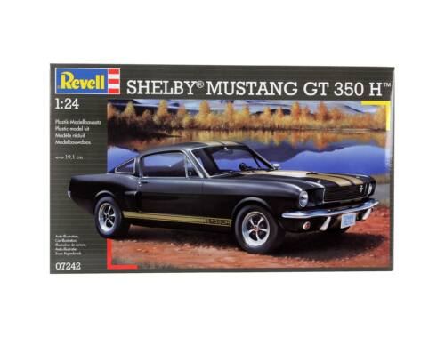 Revell Shelby Mustang GT 350H 1:24 (7242)