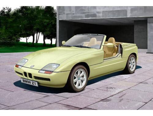 Revell Revell BMW Z1 1:24 (07361)