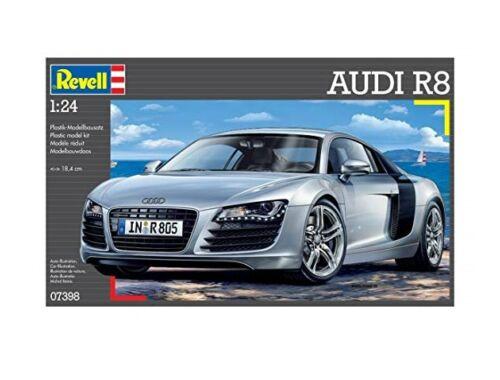 Revell Audi R8 1:24 (7398)