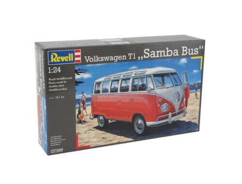 Revell Volkswagen T1 'Samba Bus' 1:24 (7399)