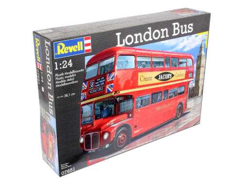 Revell London Bus 1:24 (7651)