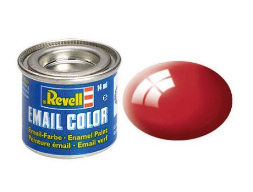 Revell Ferrari-piros /fényes/ 34 (32134)