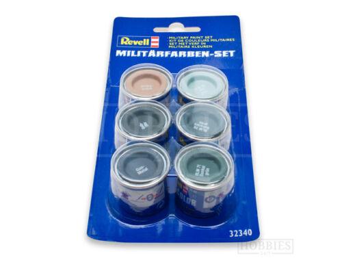 Revell Military colour set I (32340)