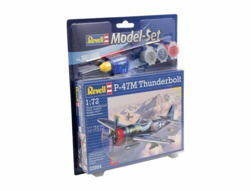 Revell Model Set P-47 M Thunderbolt 1:72 (63984)