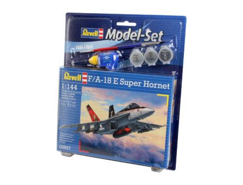 Revell Model Set F/A-18E Super Hornet 1:144 (63997)