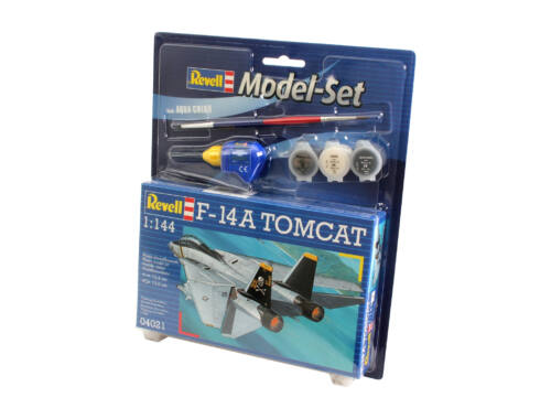 Revell Model Set F-14A Tomcat 1:144 (64021)