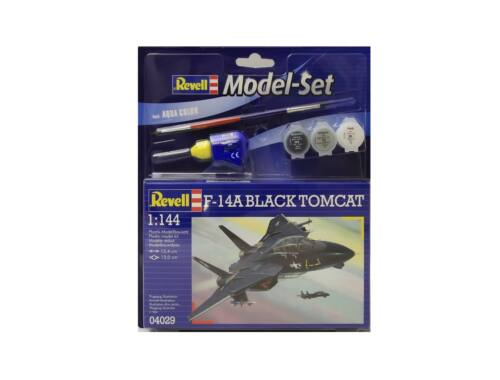Revell Model Set F-14A Black Tomcat 1:144 (64029)