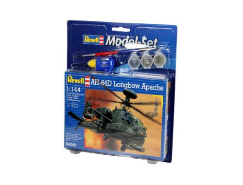 Revell Model Set AH-64D Longbow Apache 1:144 (64046)