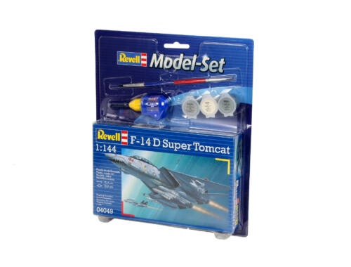 Revell Model Set F-14D Super Tomcat 1:144 (64049)
