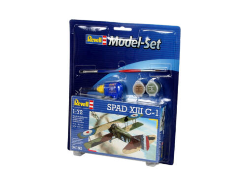 Revell Model Set Spad XIII C-1 1:72 (64192)