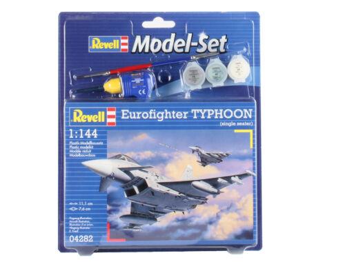Revell Model Set Eurofighter Typhoon (Single Seater) 1:144 (64282)