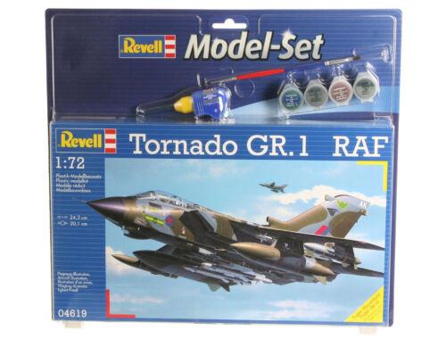 Revell Model Set Tornado GR.1 RAF 1:72 (64619)
