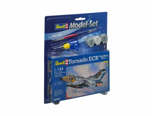 Revell Model Set Tornado ECR TigerMeet 2011 1:144 (64846)
