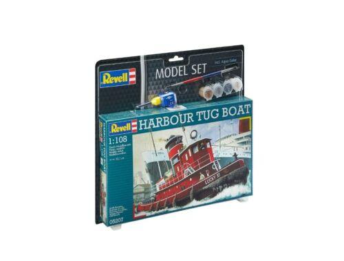 Revell Model Set Harbour Tag Boat 1:108 (65207)