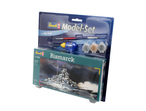 Revell Model Set Bismarck 1:1200 (65802)