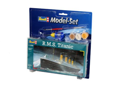 Revell Model Set R.M.S. Titanic 1:1200 (65804)