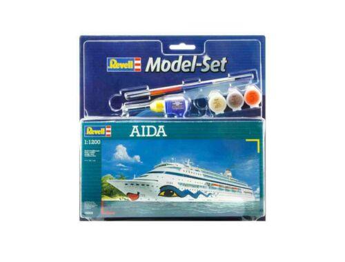 Revell Model Set Aida 1:1200 (65805)